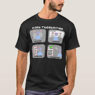 Face Recognition T-Shirt