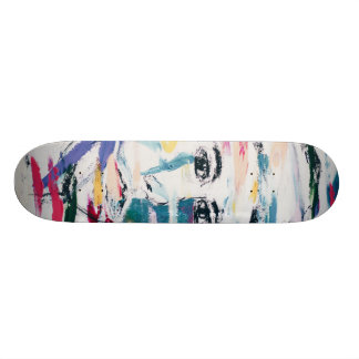 FACE SK COLOR SKATE DECK