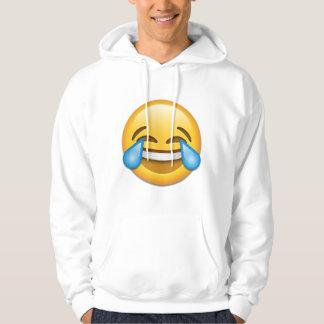 Face With Tears Of Joy emoji Hoodie