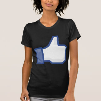 facebook LIKE me thumb up! T-Shirt