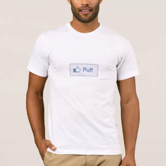 Facebook Like Puff - Gay T-shirt