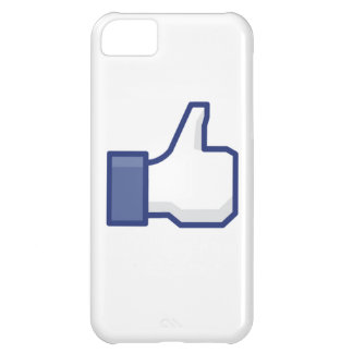facebook LIKE thumb up iPhone 5C Cases