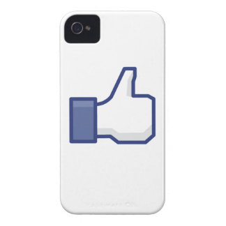 facebook LIKE thumb up iPhone 4 Cover