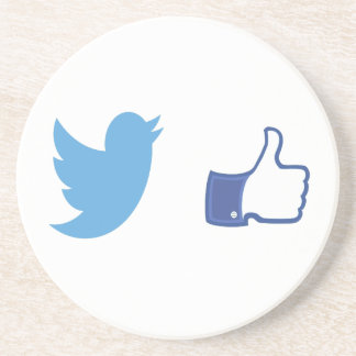 Facebook Twitter Coaster