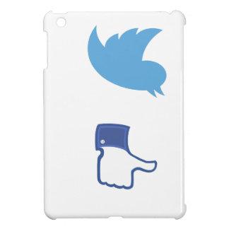 Facebook Twitter iPad Mini Cover