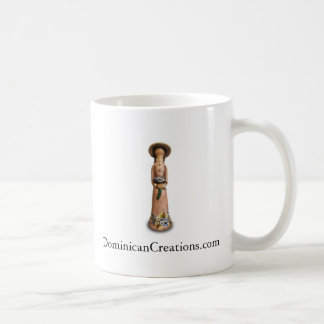Faceless Doll Coffee Cup