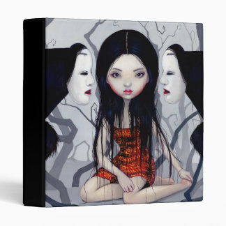 Faceless Ghosts BINDER Japanese Gothic Horror