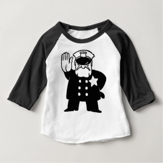 faceless servant of the law baby T-Shirt