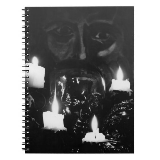 Faces & Flames Note Books