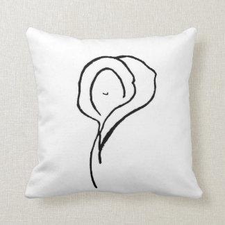 """""""Faces"""" JTG Art Pillow"""
