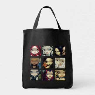 Faces of Faery Vampires #1 BAG fairy gothic