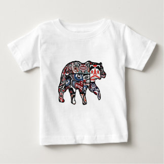 FACES OF FOREST BABY T-Shirt