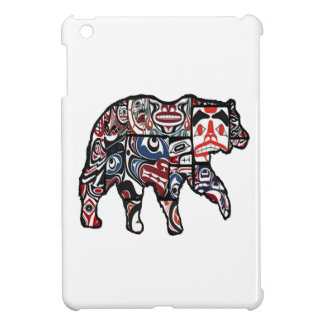 FACES OF FOREST iPad MINI CASES