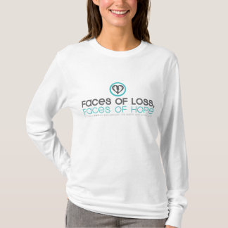 Faces of Loss Hoody