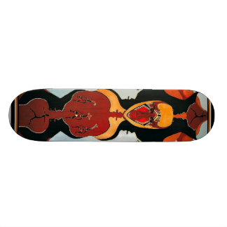 Faces, Tribal Dance - Skateboards