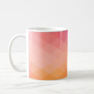 Faceted Patterns Coffee Mug
