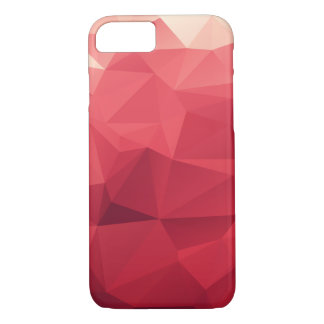 Facets of Red Wine Colors iPhone 8/7 Case
