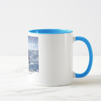 Facing the Atlantic -Mug Mug