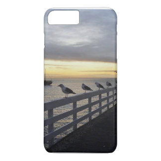 Facing the Breeze of Dawn iPhone 7 Plus Case