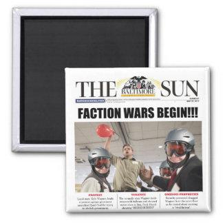 Faction Wars Begin Magnet