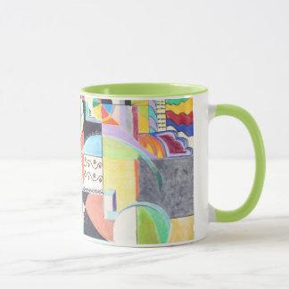 Factory City Mug