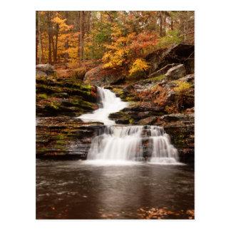 Factory Falls in Northeastern Pennsylvania Postcard