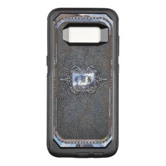 Fadden V Pretty Personalized Monogram OtterBox Commuter Samsung Galaxy S8 Case