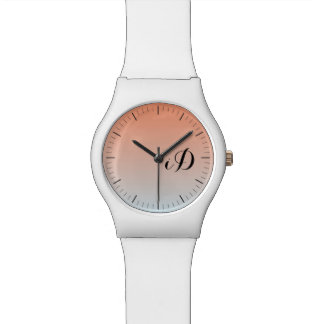 FADE into HORIZON | abstract choose a color Watch