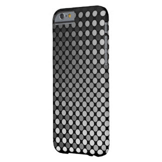 Fade To Grey Polka Dot iPhone 6 Case Barely There iPhone 6 Case