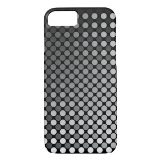 Fade To Grey Polka Dot iPhone 7 Case