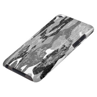 Faded Arctic Camo iPod Touch Cases