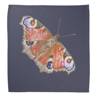 faded butterfly bandannas