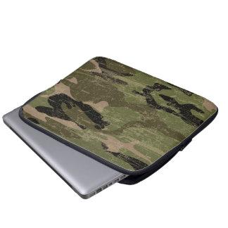 Faded Camo Laptop Sleeve