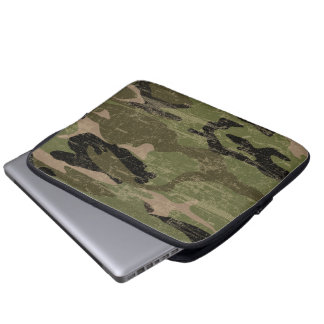 Faded Camo Laptop Sleeves