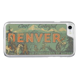 Faded Denver Carved iPhone 8/7 Case