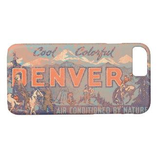 Faded Denver iPhone 8/7 Case