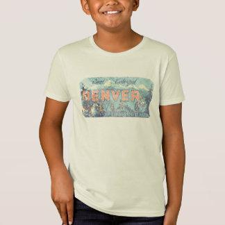 Faded Denver T-Shirt