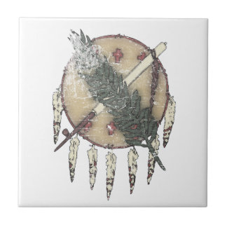 Faded Dreamcatcher Tile