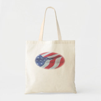 FADED FLAG TOTE BAG