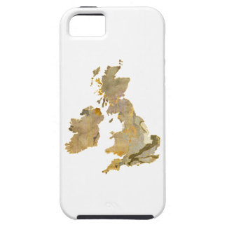 Faded Isles iPhone 5 Case