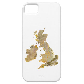 Faded Isles iPhone 5 Cover