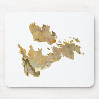 Faded Isles Mouse Pad