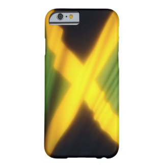 Faded Jamaica Flag iPhone 6/6s Case