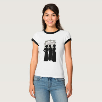 Faded Logo Chicks Unite T-Shirt