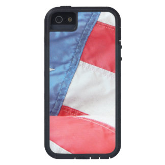 Faded Old Glory iPhone 5 Case