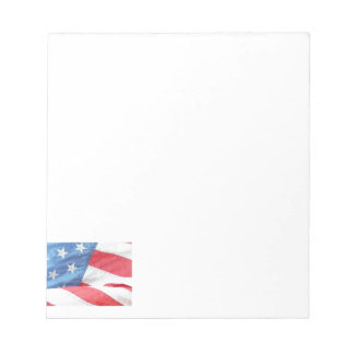 Faded Old Glory Notepads