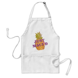 Faded Pineapple Standard Apron