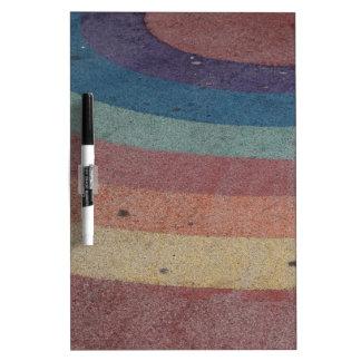Faded Rainbow Range Dry-Erase Whiteboards
