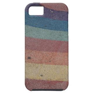 Faded Rainbow Range iPhone 5 Case