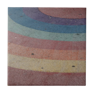 Faded Rainbow Range Tiles